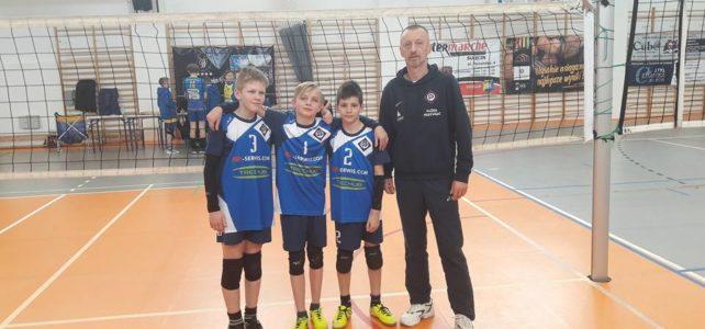 Kider+Sport turniej strefowy Sulęcin 24 03 2018